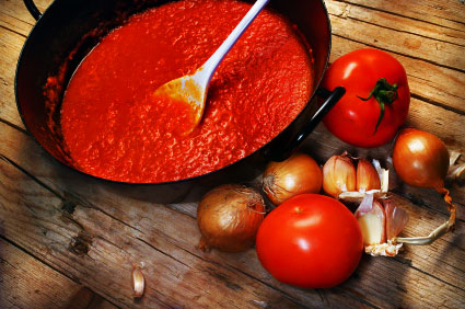 tomato sauce recipe for your recipe box