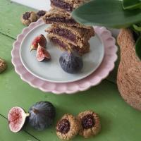 Figovovi piškotni zvitki