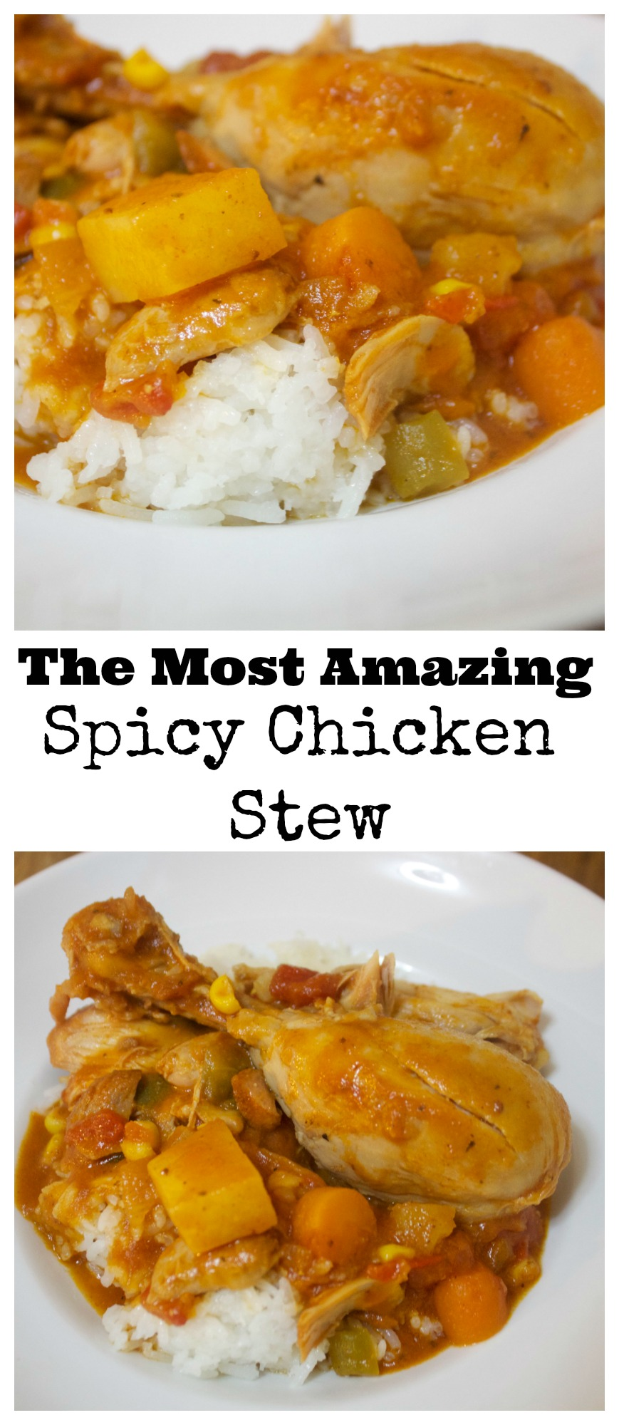 The Most Amazing Spicy Chicken Stew | Recipe with Video | Cooked by Julie