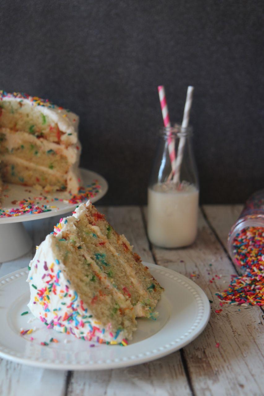This is a good go-to cake to have on hand as a recipe.