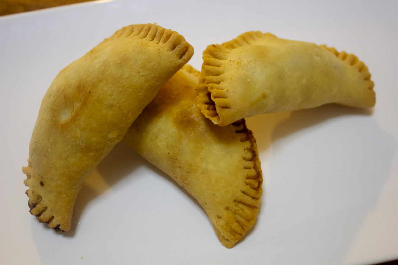 Flaky and tasty, you'll love these homemade empanadas!