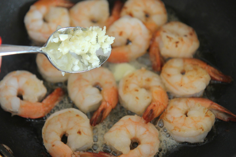 Add fresh garlic too