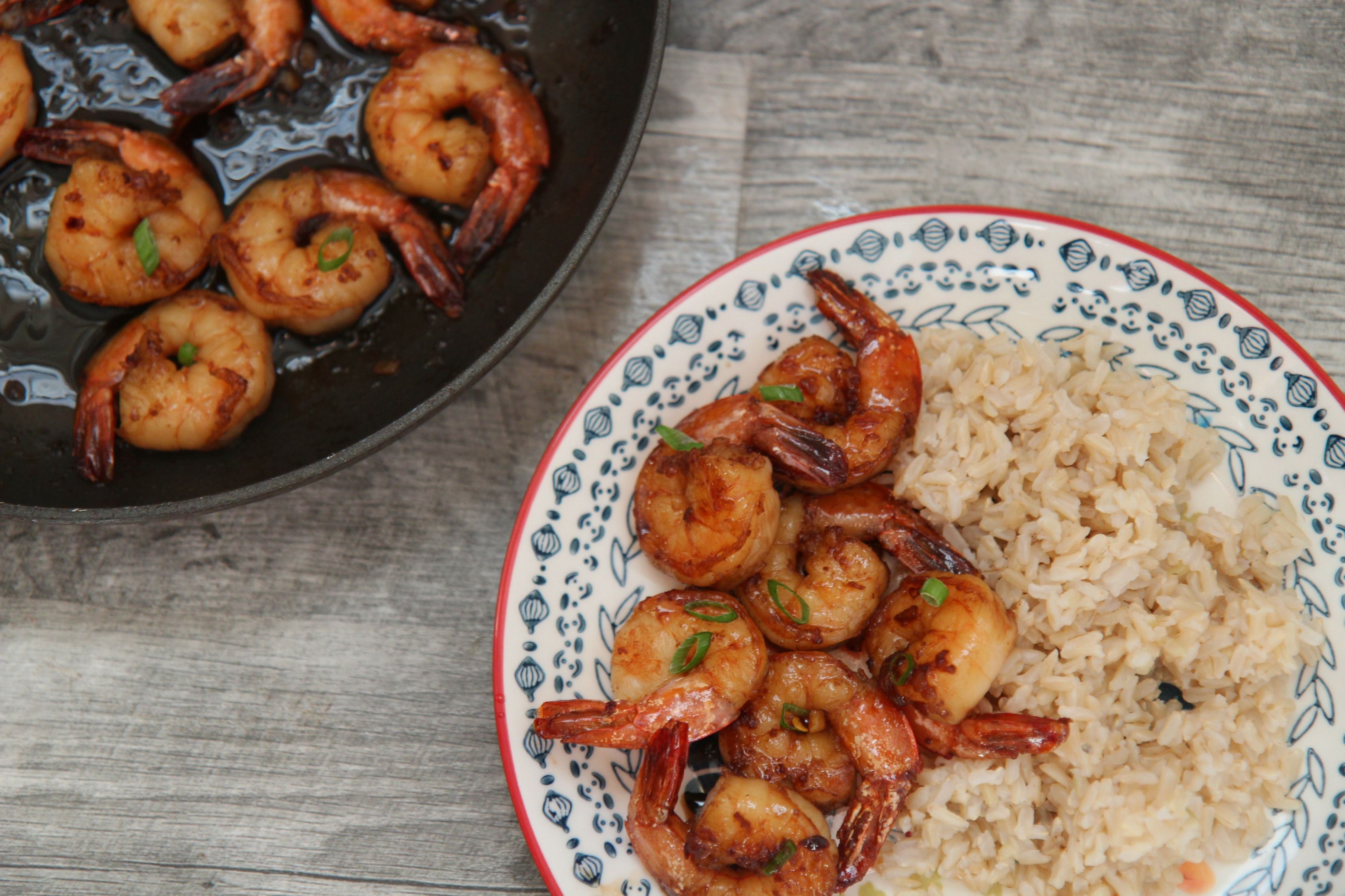 Serve with brown rice for an authentic experience