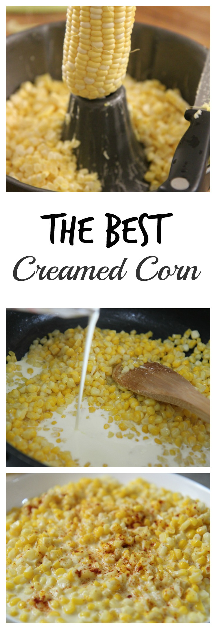 The Best Creamed Corn | Cooked by Julie