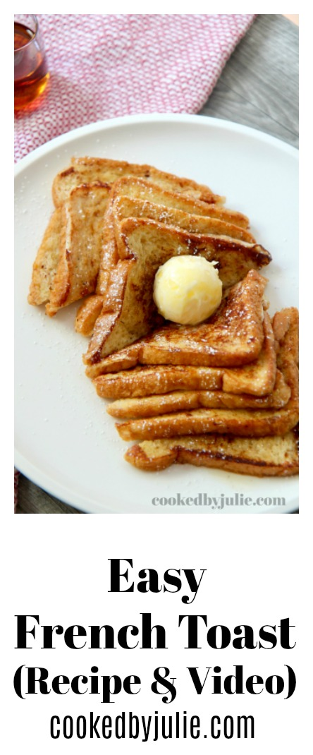 Homemade French Toast