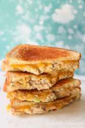 Tuna Melt Sandwiches