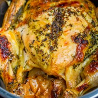 Instant Pot Whole Chicken and Gravy