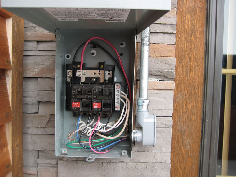 Wiring Diagram For A Hot Tub
