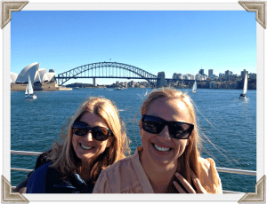 Harbour Bridge, Opera House, Cooker and a Looker, Sydney Harbour
