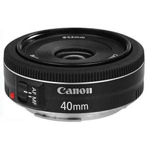 Canon 40mm Macro Lens