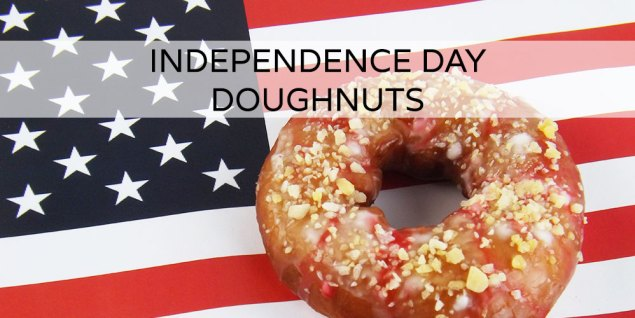 Independence Day Doughnuts