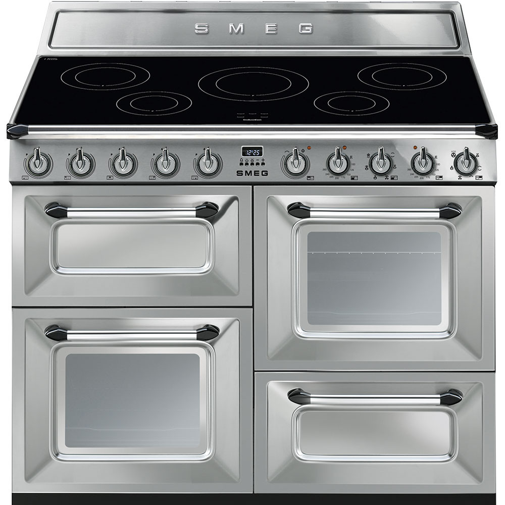 Buy Smeg Victoria 110 Stainless Steel Electric Induction
