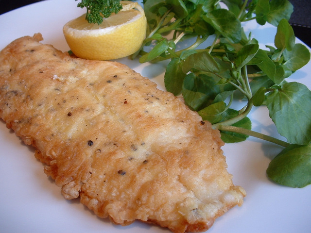 Fillet of plaice recipe plaice recipe plaice fish for Pan fried fish fillet recipes