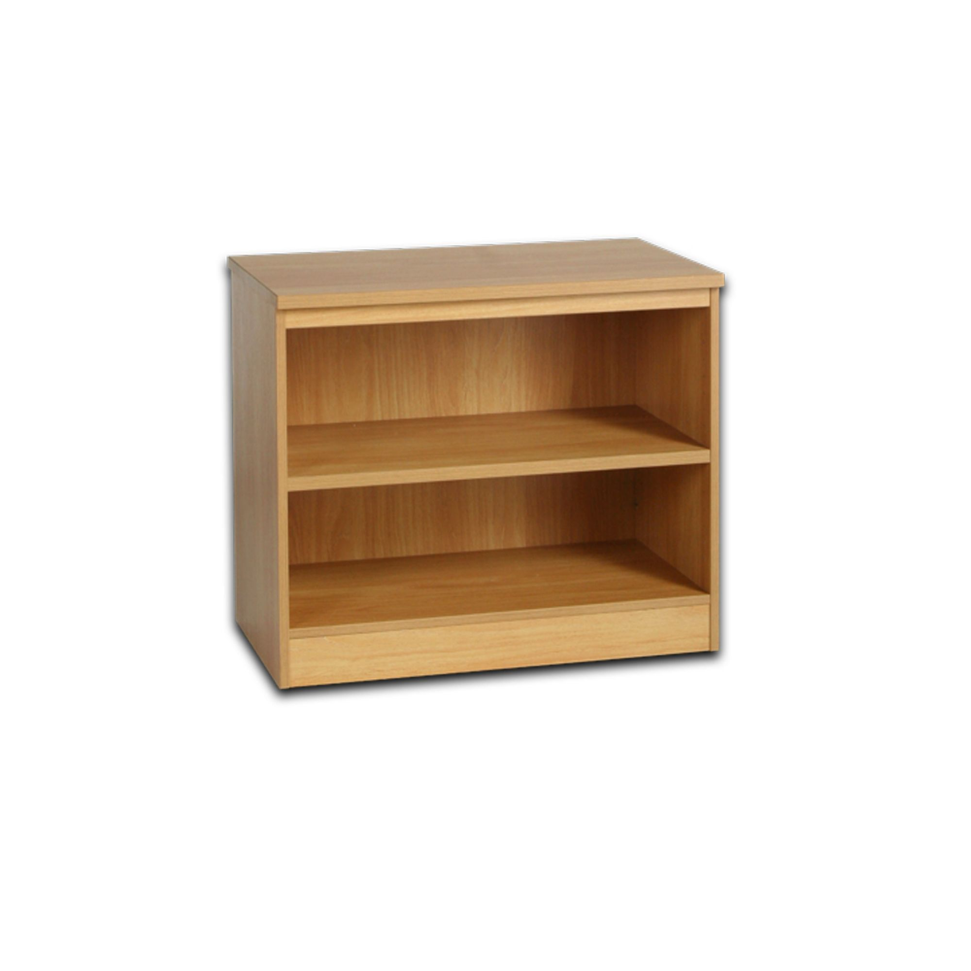 Low And Wide Bookcase