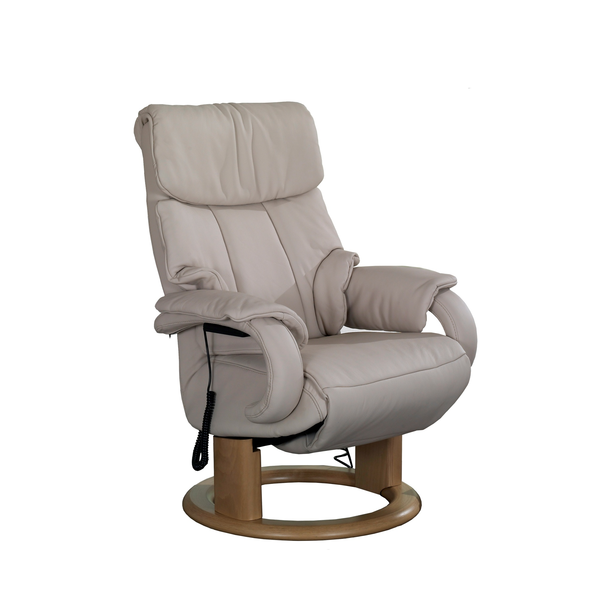 stressless chair sizes expensive dining chairs himolla tobi electric recliner armchair wide - cookes furniture