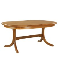 Sutcliffe Trafalgar Teak Goodwood Oval Dining Table ...