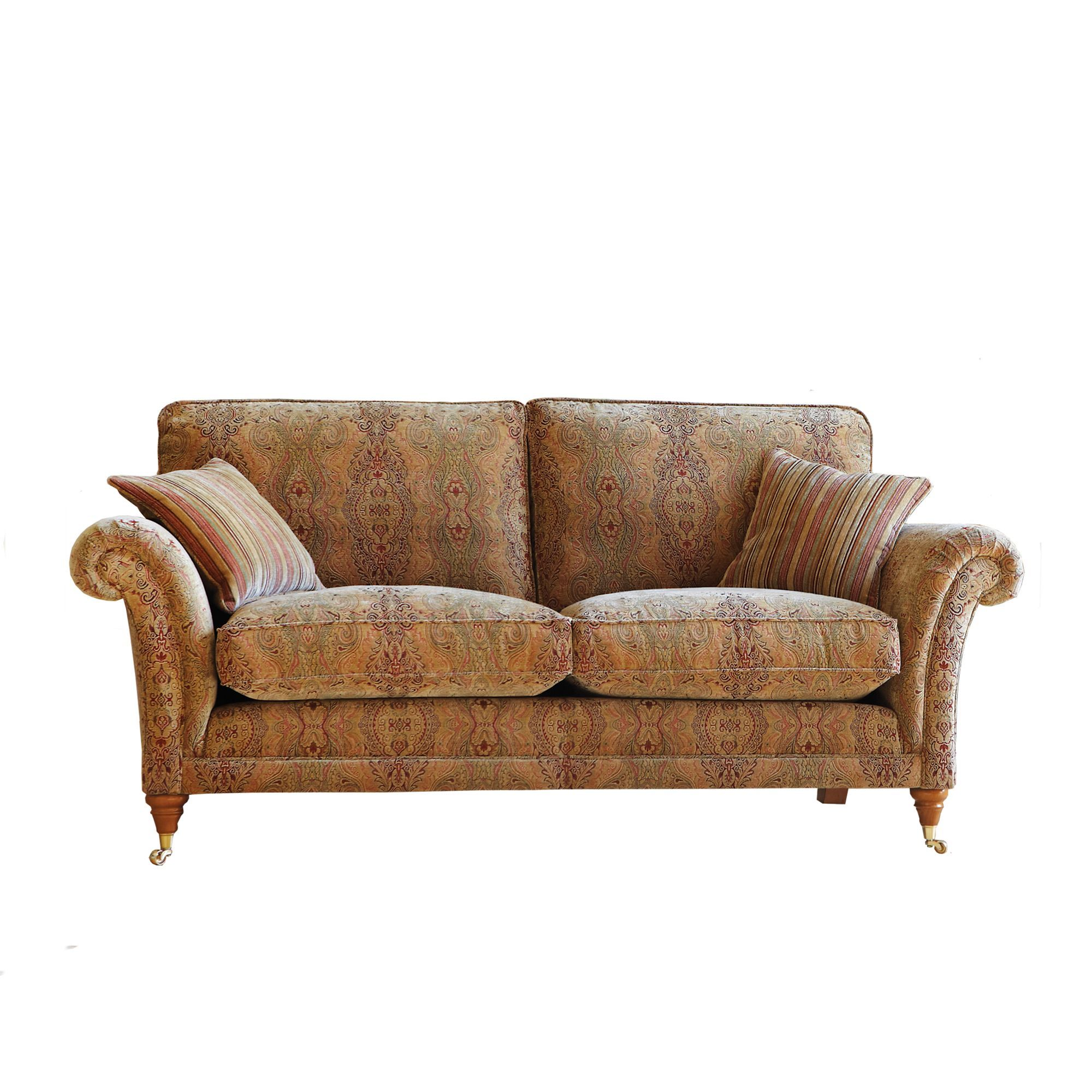 foam for sofa cushions uk manufacturing companies in india parker knoll burghley large 2 seater - leather sofas ...
