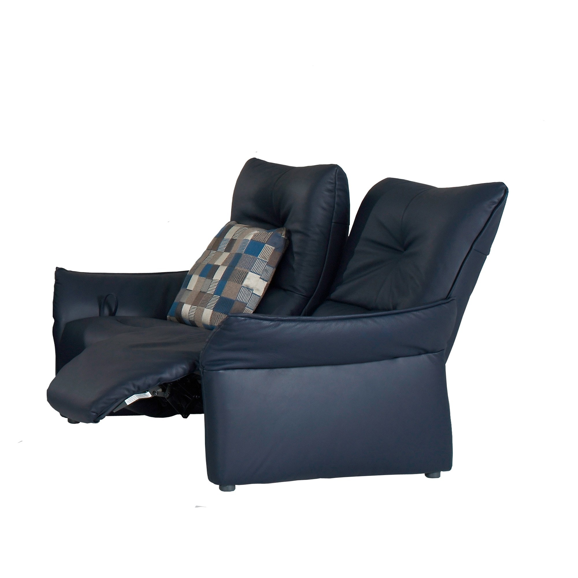 three seater recliner sofa sofas under 10000 himolla brent 3 power