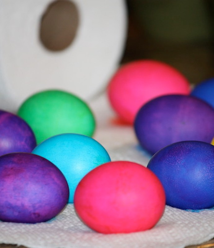 How to Make the World's Brightest Easter Eggs