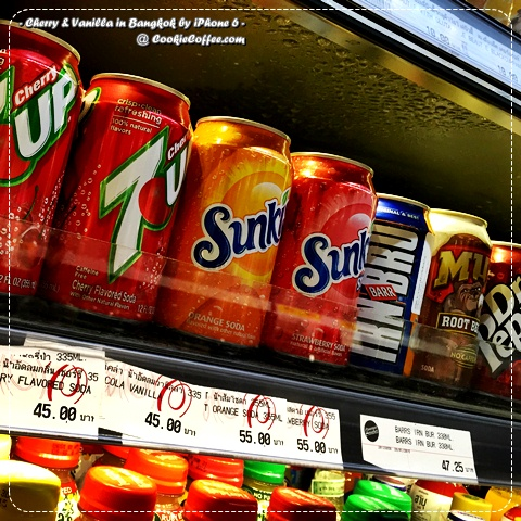 7-up-coke-cherry-vanilla-sunkist-dr-pepper-thailand-import-price-where-to-buy-bangkok