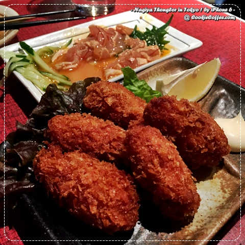 nagiya-tokyo-izakaya-oyster-best-japanese-food-thailand-iphone-6-review-kaki