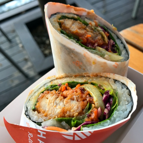 shari-sushi-burrito-central-world-review-free-ubereats-korea-chicken-japan-mexican-delivery