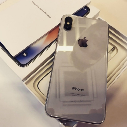 now-ready-for-shipping-real-unbox-iphone-x-review-silver-white-leak-dual-camera-new