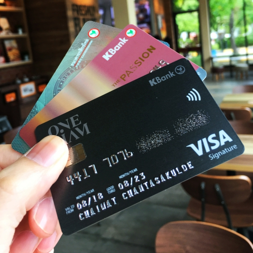 kbank-credit-card-visa-signature-kingpower-passion-onesiam-review-compare-salary-freelance