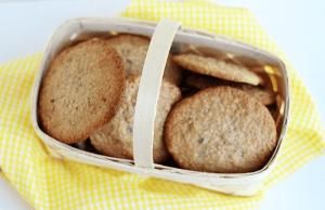 Crumble Cookies