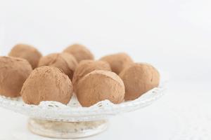 Baileys Coffee Truffles