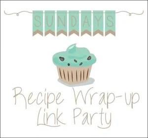 Sunday's Recipe Wrap-up