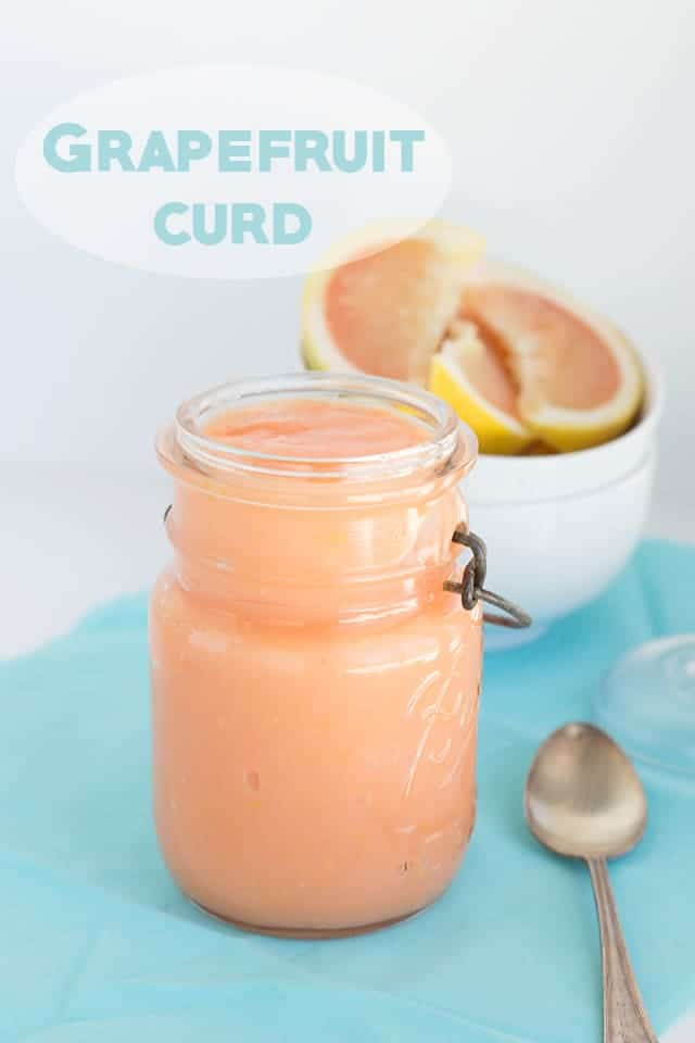 Grapefruit Curd