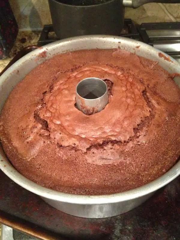 Homemade Chocolate Brownies Using Cocoa