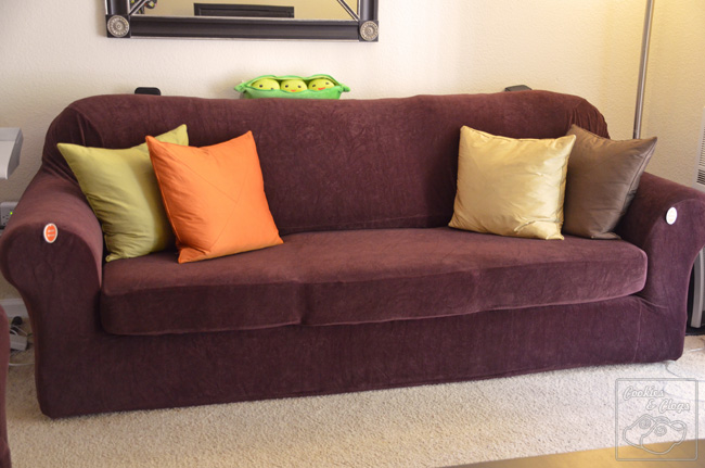 Form Fit Vs Relaxed Sure Fit SureFit Furniture Covers Sofa Loveseat