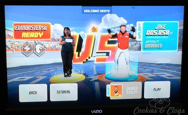 Shape Up Review Game Based Fitness Xbox One W Kinect