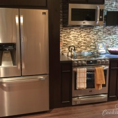 Lg Kitchen Suite Brick Outdoor Previewing Goodies At The Studio Best Buy Home New Line Appliances Are Gorgeous In Addition To Being High Quality