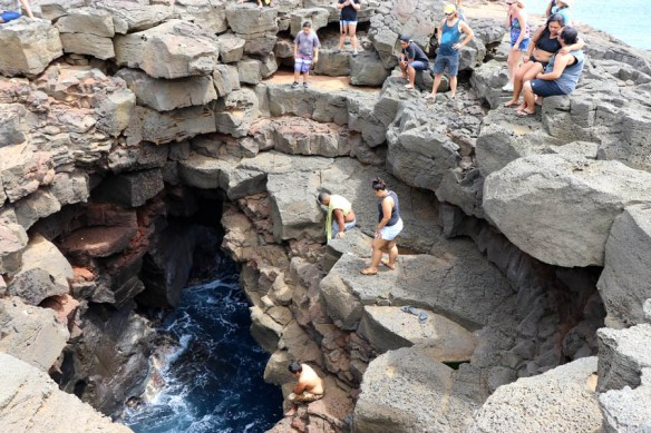 Things to do on the Big Island of Hawaii | Lava Tube / Hole jumping in South Point
