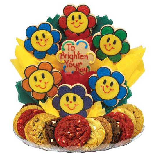 Smiling Face Daisies BouTray™