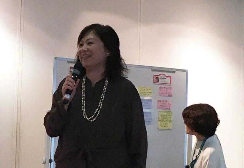 徳永洋子さん