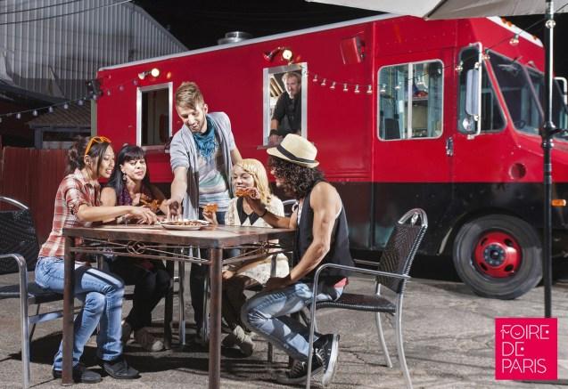 Village des Food Trucks-Foire de Paris 17