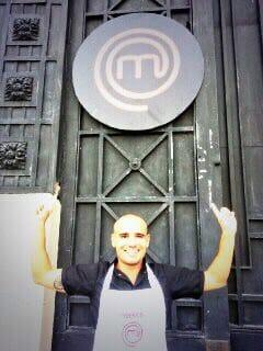 Master Chef Argentina Fede-Rico