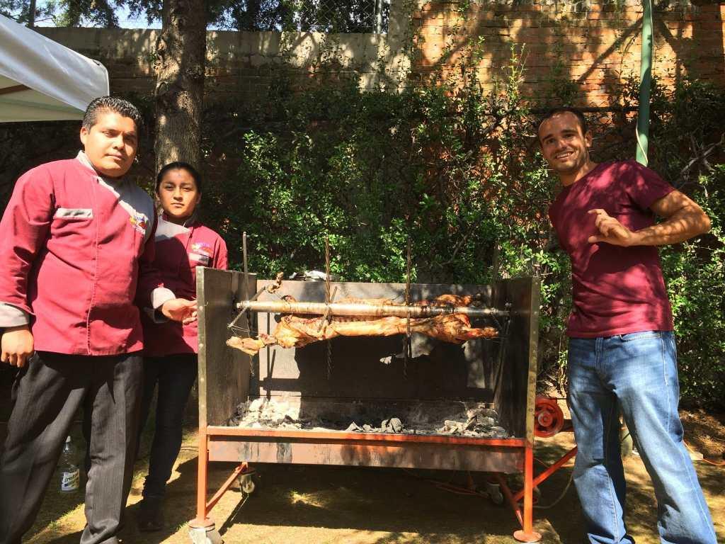 cooking couch méxico, las Mañanitas