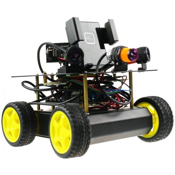 Remote Controlled Robotic Arm Let39s Make Robots