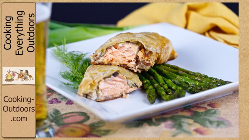 kitchen aid bbq mixer reviews baked salmon en croute recipe - cooking outdoors