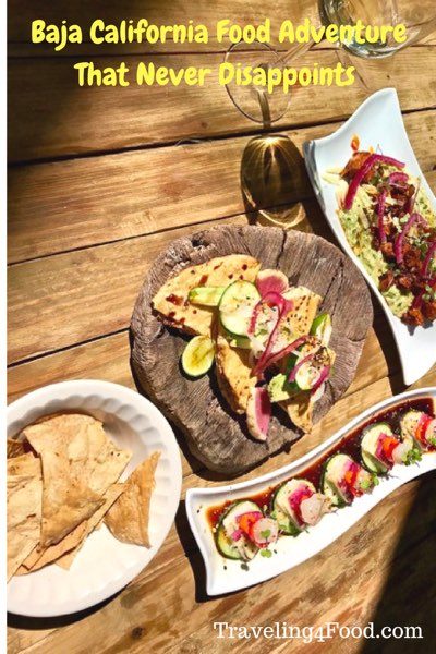 Baja California Food Adventure That Never Disappoints   Pinterest   Cooking-Outdoors.com   Gary House