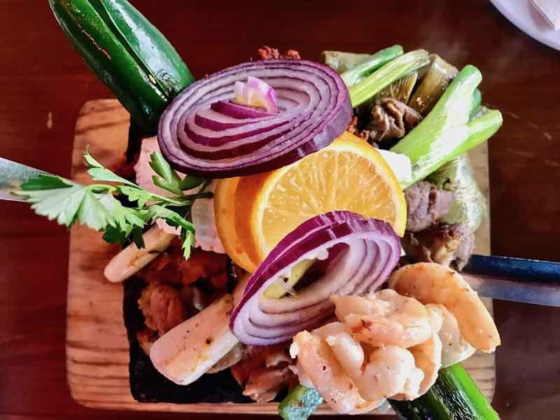 La Tradicion Restaurant 1  Cooking-Outdoors.com   Gary House