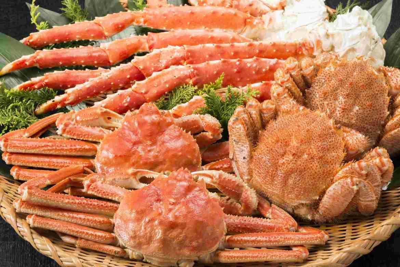 Snow crab Hokkaido