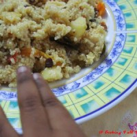 Bansi Rava Upma | Easy Breakfast Ideas