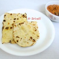 Naan without Tandoor Oven   How to make Naan on Stove top   Step by Step Recipe