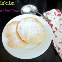 Mekitsi | How to make Bulgarian Fried Dough